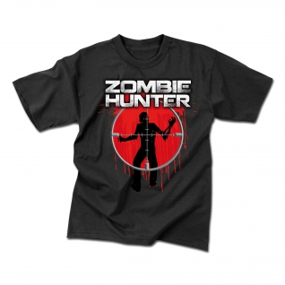 Rothco Футболка Rothco Zombie Hunter, цвет черный