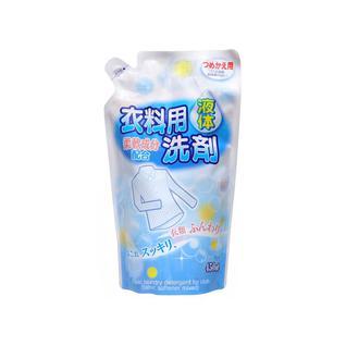 Гель для стирки со смягчителем концентрированный сменная упаковка 450 мл Товары из Японии