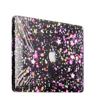 Защитный чехол-накладка BTA-Workshop для Apple MacBook 12 Retina вид 15 (цветная метель)