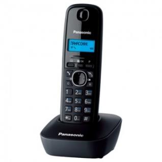 Радиотелефон Panasonic KX-TG1611RUH серый,АОН,тел.книга 50 ном.