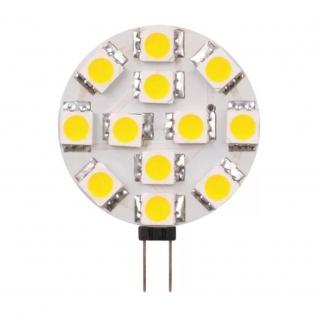 Лампа светодиодная капсульная Uniel Round G4 1,5Вт теплый