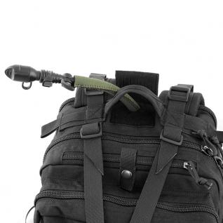 Тактический рюкзак Kiwidition Kahu Fatty, черный
