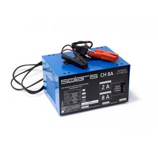 Зарядное устройство Solaris CH 8А (12В, 8А, автоматическое) (SOLARIS) SOLARIS