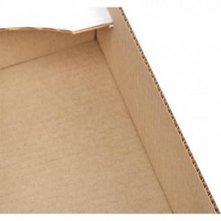 Короб картонный лоток-телевизор 350х240х65мм Т-23 беленый 10шт/уп