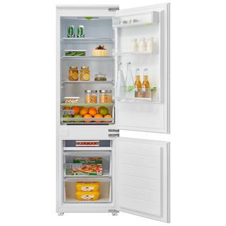 Встраиваемый холодильник Midea MRI 7217 с морозильной камерой