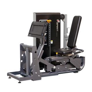 Spirit Fitness Жим ногами/голень машина Spirit Fitness DWS161-U2