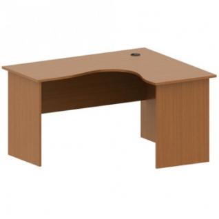 Мебель PT Арго Стол эргономичный А-204.60 правый орех