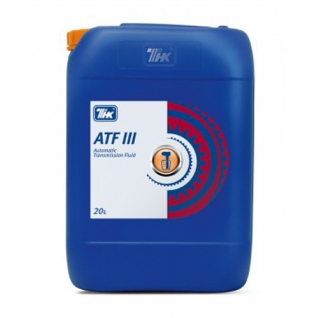Трансмиссионное масло ТНК ATF III 20л