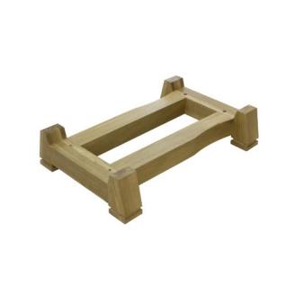 "Деревянная подставка для ванны ""Камелия"" (дуб)"