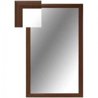 Зеркало KD_ настенное Attache 1801 ОР-1 орех