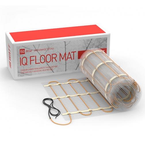 Нагревательный мат IQWATT IQ FLOOR MAT (0,5 кв. м) 6763665