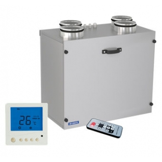 Приточно-вытяжная установка ВУТ 300 Э2В ЕС с автоматикой