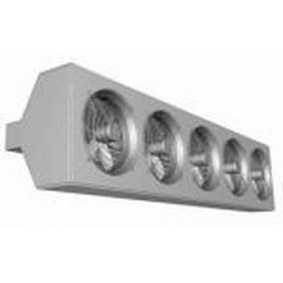 Завеса с водяным источником тепла HINTEK RТF-4W-24 /74 кВт, 14000 м3/ L 2400