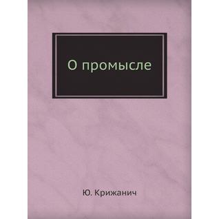 О промысле (Издательство: Нобель Пресс)
