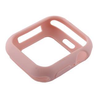 Чехол силиконовый бампер COTEetCI TPU case для Apple Watch Series 5/ 4 (CS7049-PK) 40мм Розовый