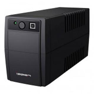 ИБП Ippon Back Basic 1050 Euro 600Вт 1050VA EURO(2) черный