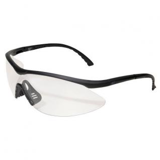 Edge Tactical Safety Eyewear Очки Edge Tactical Fastlink Clear Vapor, цвет черный