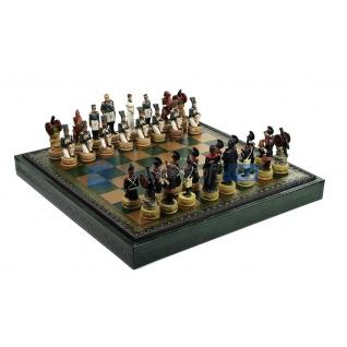 Игровой набор «Бородино»: шахматы, нарды, шашки
