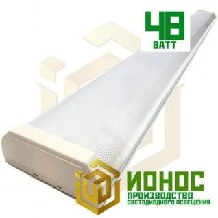 Офисный светильник ИОНОС IO-ECO2x36-48