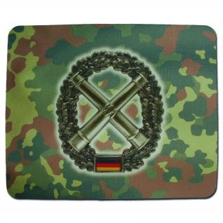 Made in Germany Коврик для мыши Flecktarn Artillerie