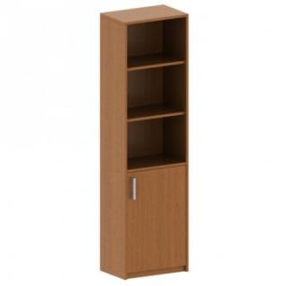 Мебель PT Арго Шкаф-колонка А-321 орех