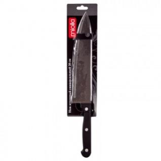 Нож кухонный универсальный нерж. ПЛАСТИК 20 см