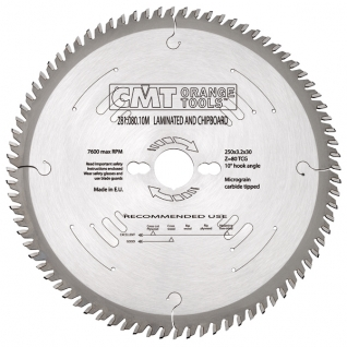Диск пильный по ламинату CMT 281.064.08M