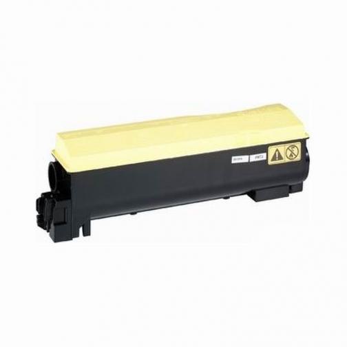 Совместимый тонер-картридж TK-570Y для Kyocera Mita FS-C5400DN (желтый, 12000 стр.) с чипом 4541-01 Smart Graphics 851337