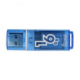 Флеш-память Smartbuy 16GB Glossy series Blue
