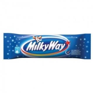 Шоколадный батончик Milky Way 26г