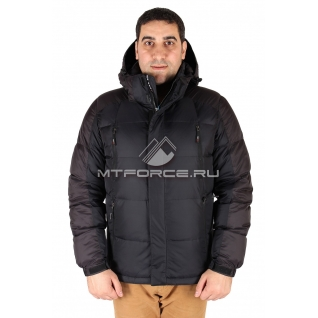 Куртка пуховик мужская  9872