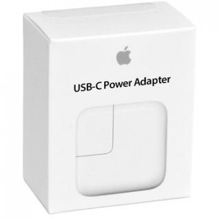 Адаптер питания Apple 12W USB Power Adapter, белый, MD836ZM/A