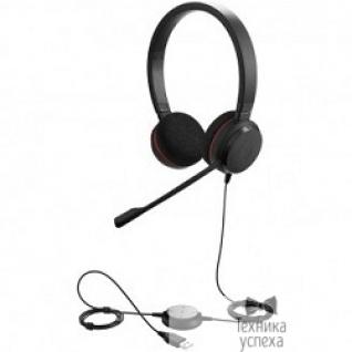 Jabra Jabra 4999-823-109 Гарнитура Jabra EVOLVE 20 MS Stereo USB (4999-823-109)