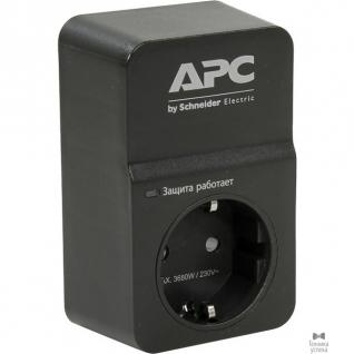 APC by Schneider Electric APC PM1WB-RS Сетевой фильтр 1 розетка,16A, черный