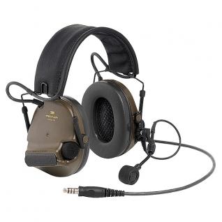 3M Peltor Защита органов слуха 3M Peltor Comtac XPI, цвет оливковый