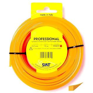 Леска для триммера 2.4 мм Квадрат (15 м) Professional SIAT (Италия) [556008]