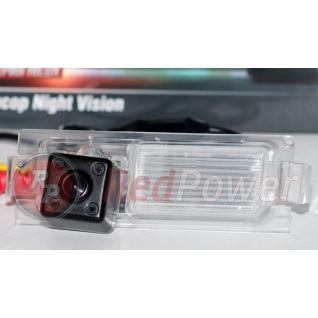 Штатная видеокамера парковки Redpower HYU115 для Кia Rio hatchback (2011+) RedPower
