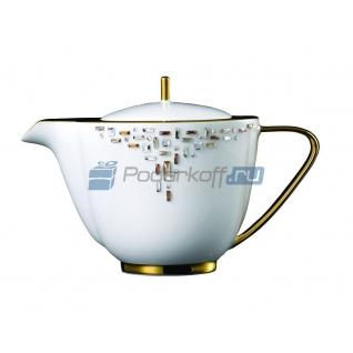 Чайник Diana с кристаллами Swarovski