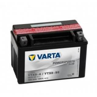 Аккумулятор VARTA AGM 508012008 8 Ач (A/h)-YTX9-BS VARTA 508012008