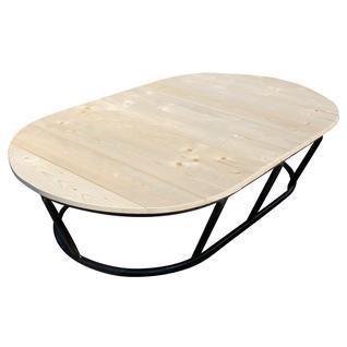 Садовый стол ПМ: М-Групп Стол кофейный Эмпти