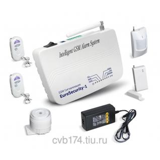 """GSM сигнализация """"EuroSecurity-1"""" (ES-1) с функцией """"Умный Дом"""""""