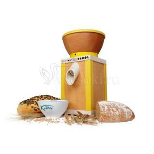 Электрическая мельница для зерна KoMo KoMoMio, жёлтый