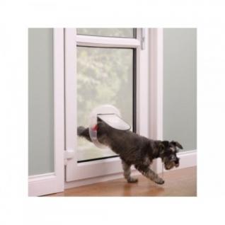 PetSafe Дверца для больших котов и маленьких собак - матовая