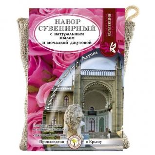 Мыло - мочалка Воронцовский дворец - Алупка