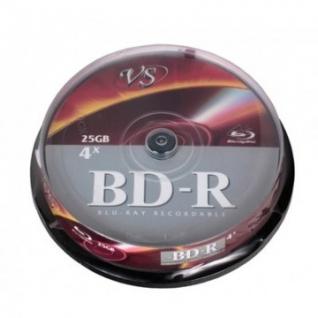 Носители информации VS BD-R 25 GB 6x CB/10