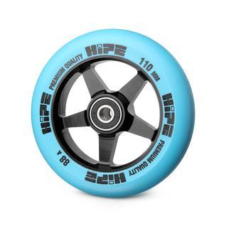 Колесо Hipe 09 110mm, черное/синие
