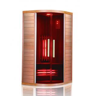Инфракрасная сауна KOY H01-JK71 из дерева Хэмлок