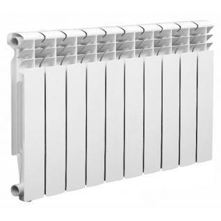 Радиатор алюминиевый Lammin ECO AL200-100-10