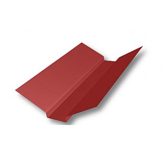 Доборные элементы кровли- накладки ендовы