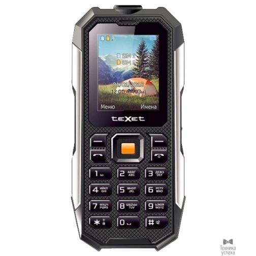 Texet 518R-TM мобильный телефон цвет черный 36971548